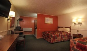 Room with 2 Full Beds - Smoking