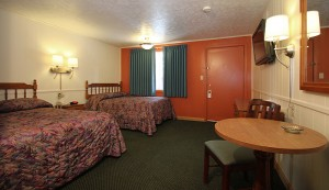 Room with 2 Double Beds Non Smoking