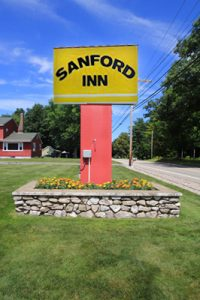 Sanford Wells Kennebunk Maine Area Motels